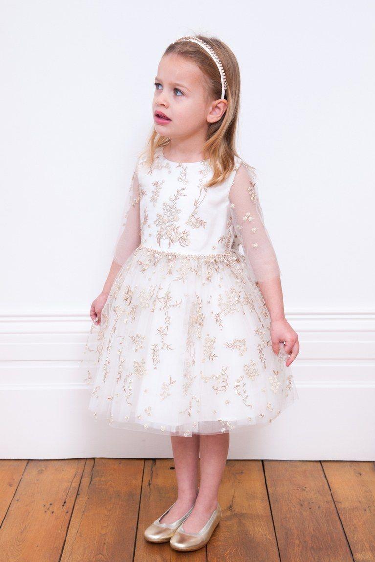 3dce5bfb0 15 Flower Girl Dresses for a Fall Wedding   Flower Girls & Ring ...