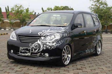 Daihatsu Xenia Indeed Asyik To Be Modified Modifikasi Mobil