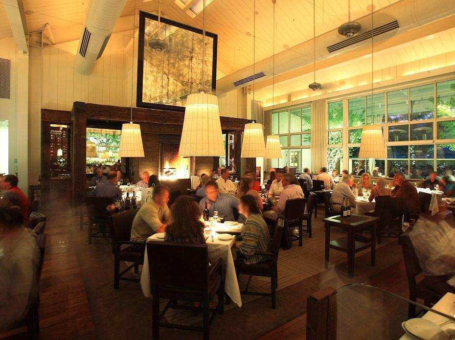 PRESS Restaurant St. Helena Napa Valley Fine Dining