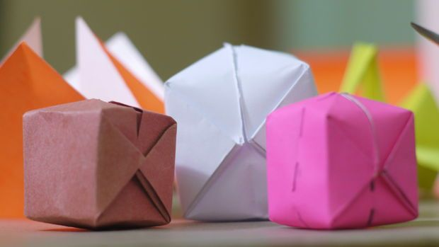 How To Create An Origami Water Bomb Httpswehowsapp