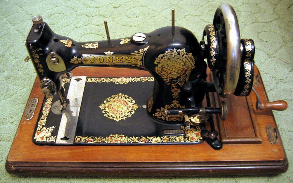 Jonescs Varrógép Wikipedia A Szabad Enciklopédia Varrógép Cool Sewing Machine Wikipedia