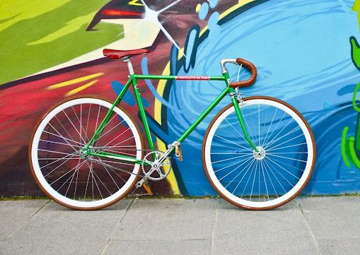 crescent retro bike | forms | Pinterest | Bicycling