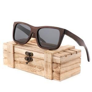 b35b4dce8e23 Handmade Bamboo Sunglasses