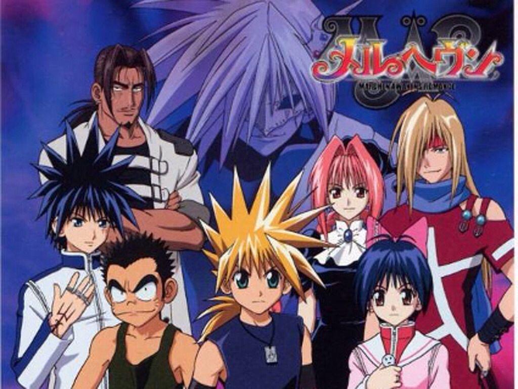 MAR Marchen Awakens Romance Anime shows, Awakens, Anime
