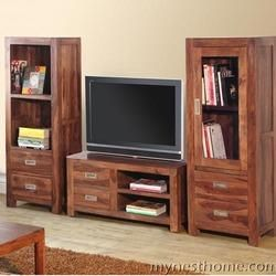 wooden tv stand in jaipur rajasthan india wood tv stand