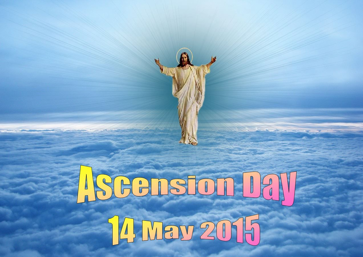 what is the meaning of ascension day