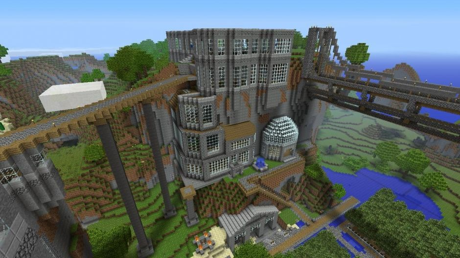 awesome minecraft creations | Xbox - Great Place to Post ...