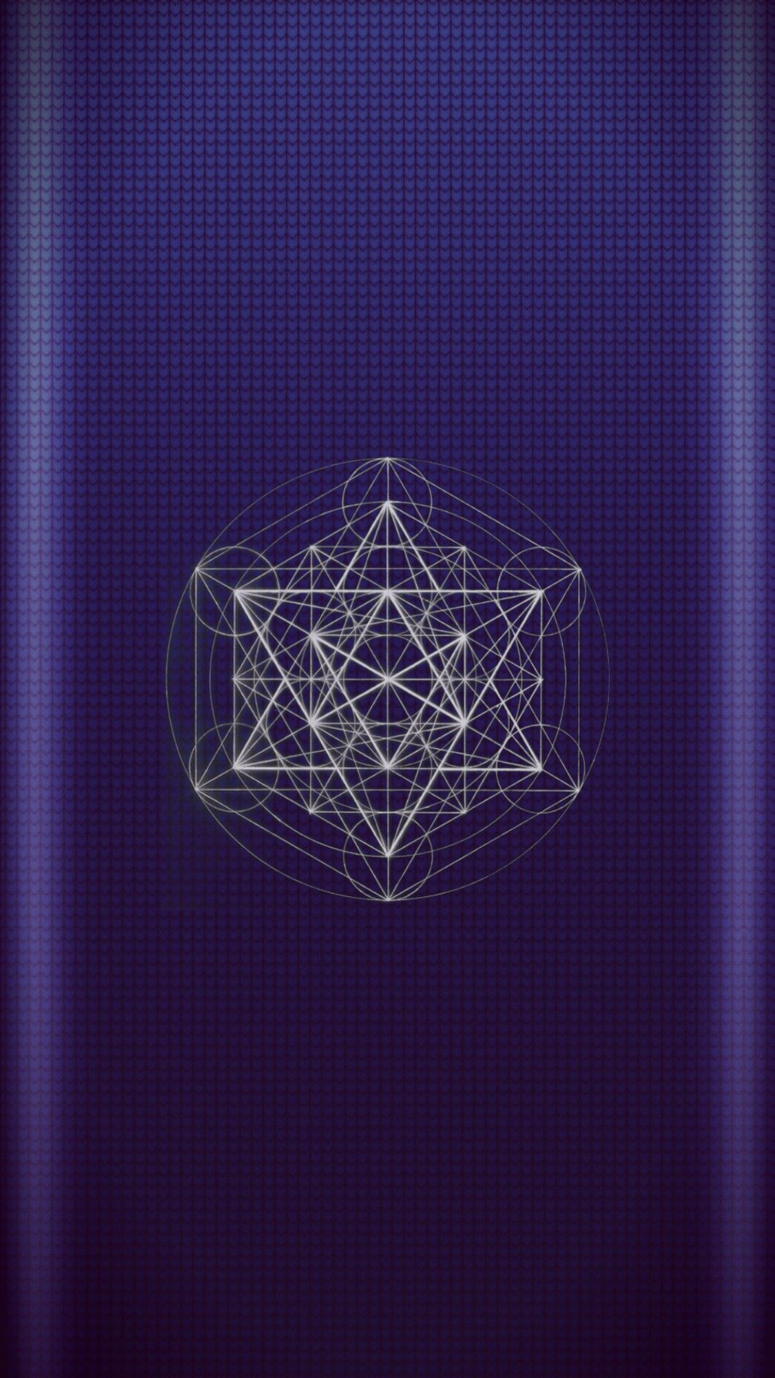 sacred geometry edge wallpaper edge effect wallpaper rh pinterest ca