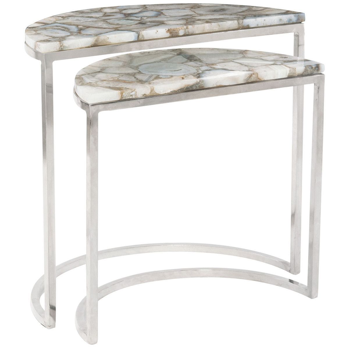 bernhardt interiors benitez nesting tables products table rh pinterest com au
