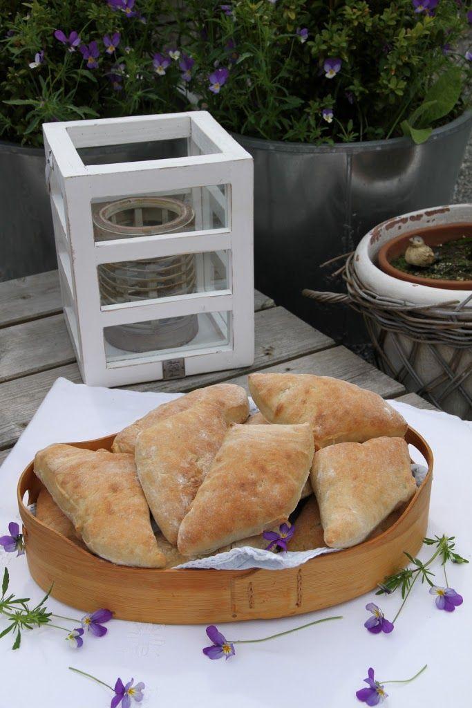My Little Kitchen | Enkle småbrød