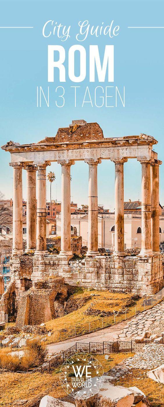 Photo of Rom in 3 Tagen – City Guide mit 17 großartigen Sehenswürdigkeiten, die jeder besichtigt haben sollte