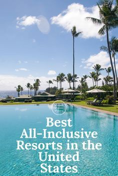 the 11 best all inclusive resorts in the united states couples rh pinterest com