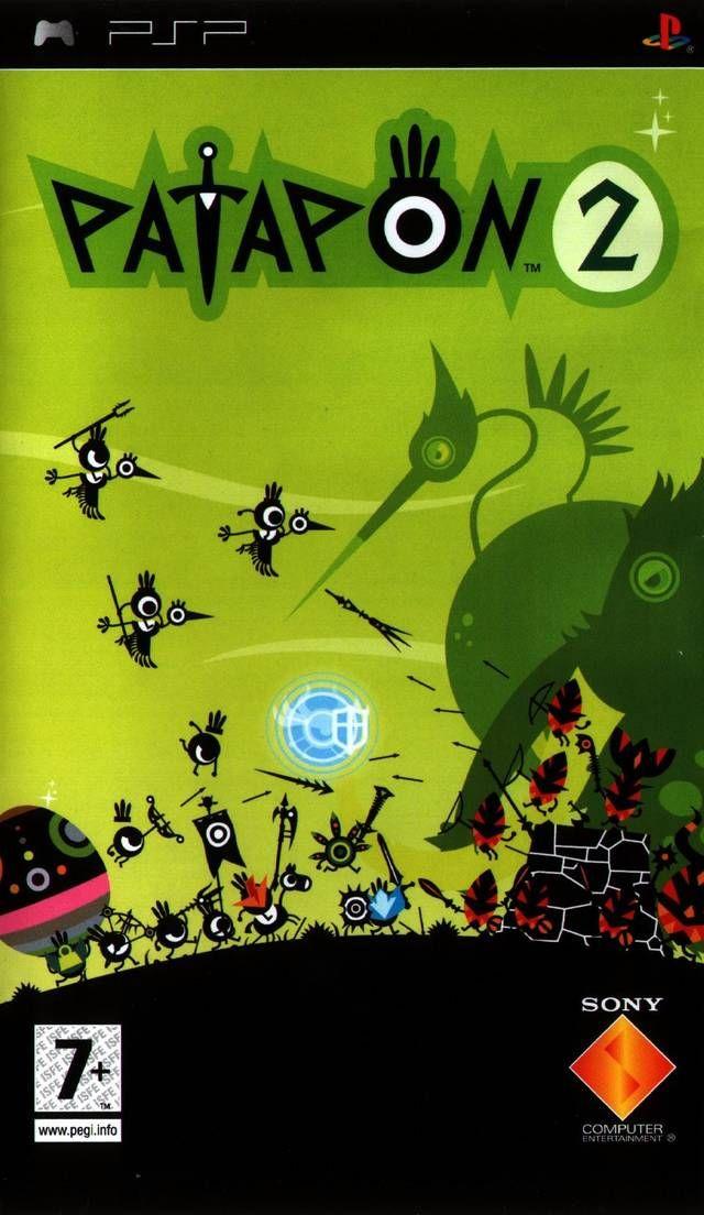 Patapon 2 Box Shot For Psp Gamefaqs Game Voucher Psp Retro Gaming