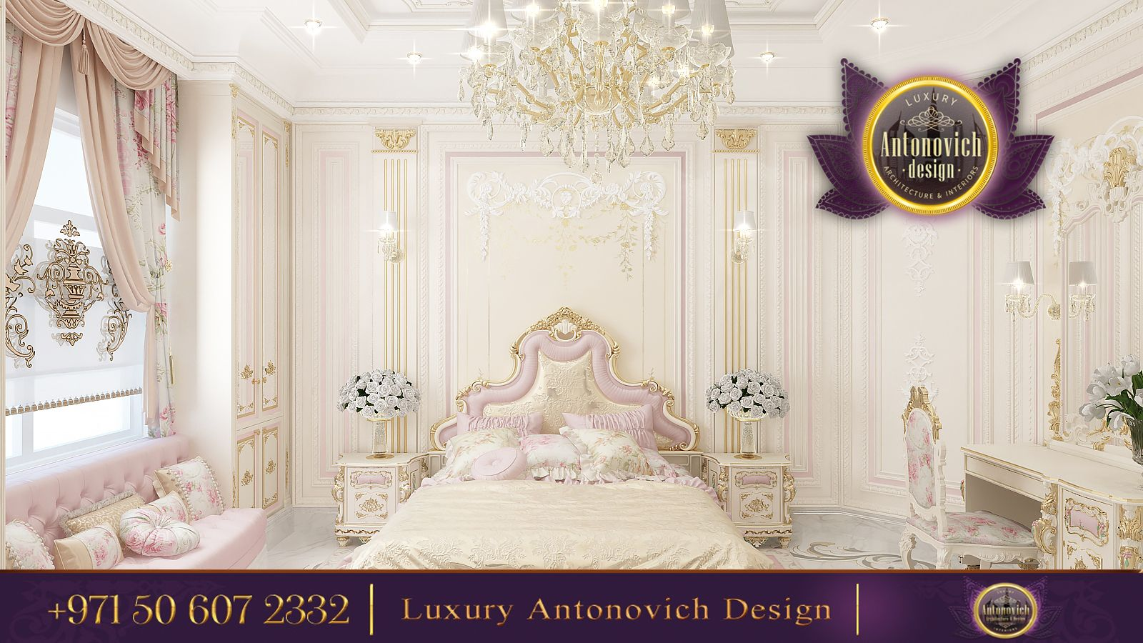 Premium bedroom interior design!🌟🌟🌟 From idea to realization!!! Contact us at the moment!📞📞📞 For more inspirational ideas take a look at: http://www.antonovich-design.ae/ Call us +971 50 607 2332 #antonovichdesign, #design, #dubaistyle, #dubai2020, #homestyle, #abudhabi, #homedecor, #housestyle, #bedroom