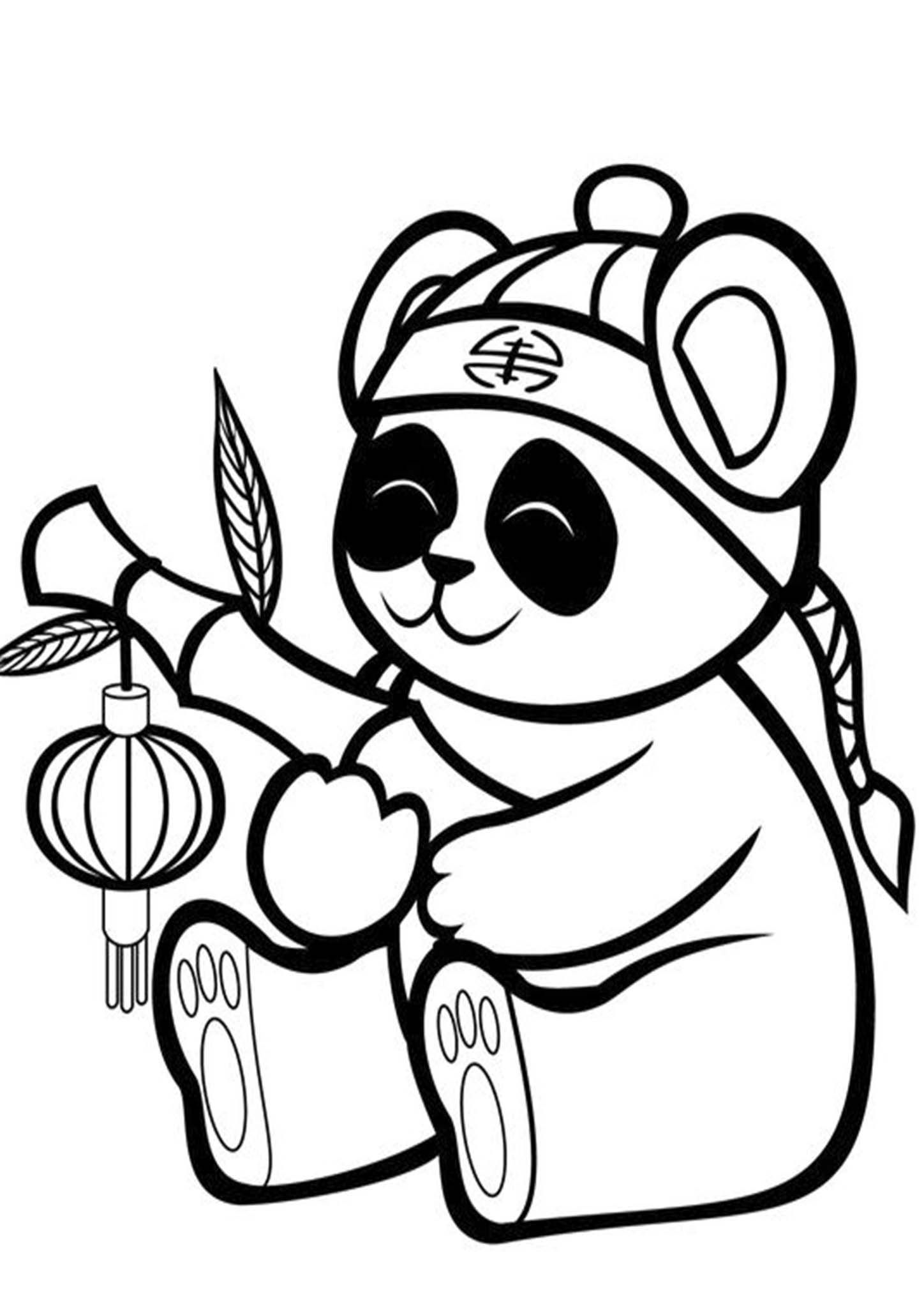 Free Easy To Print Panda Coloring Pages In 2020 Dinosaur Coloring Pages Coloring Pages Panda Coloring Pages