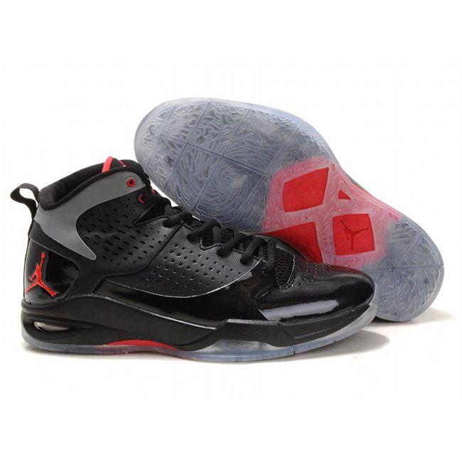 half off f0bb1 af976 Jordan Fly Wade 1 Black Red A19002