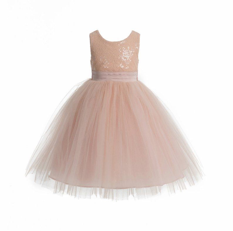 Sweetheart Neckline T-Back A-Line Flower Girl Dress Junior Graduation Dress 179