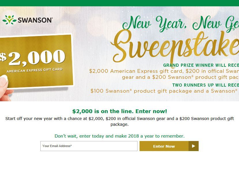 Last Man Standing Sweepstakes Sweepstakes American Express Gift Card Amazon Gift Cards