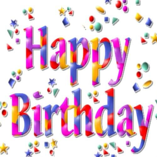 Happy Birthday With Images Happy Birthday Greetings Birthday