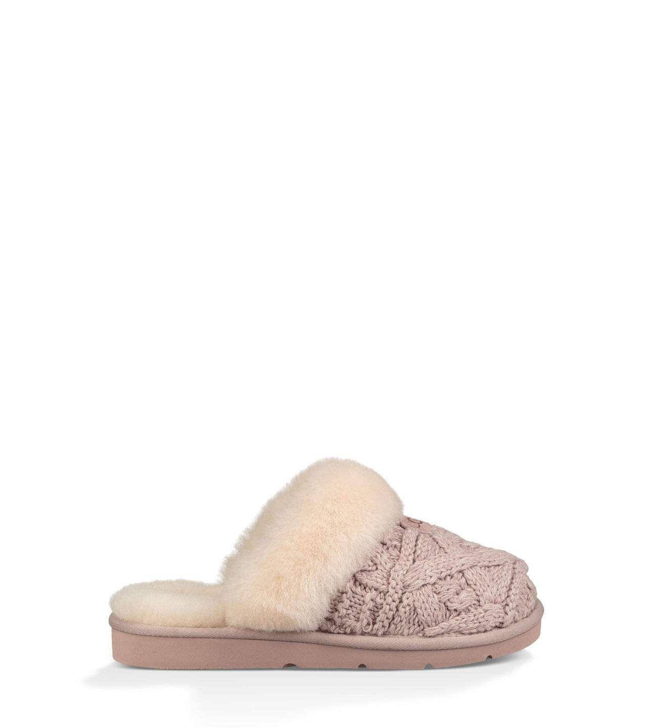 957c514d1fc Shop the Cozy Cable Slipper, part of the Official UGG® Women's ...
