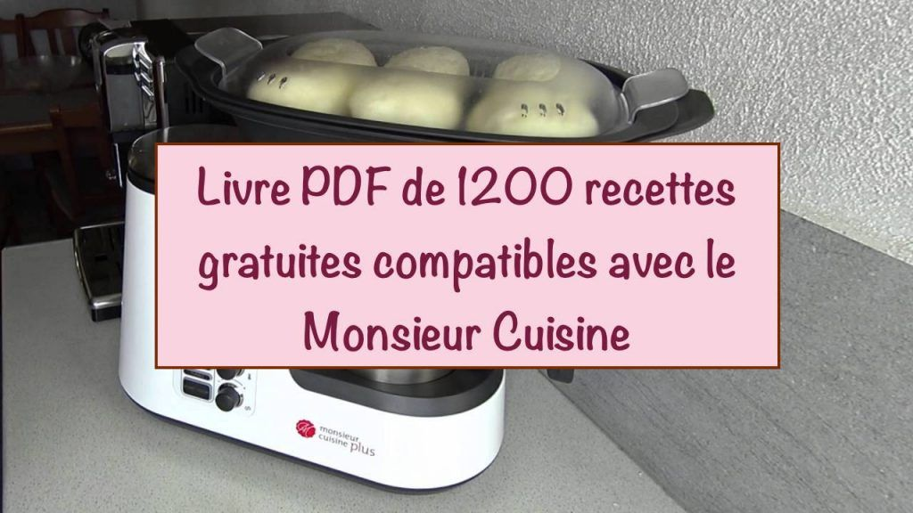 cuisine lidl silvercrest monsieur cuisine
