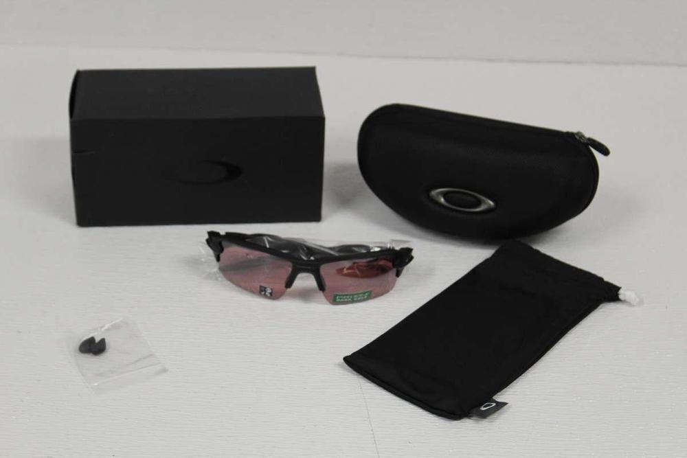 3625424dcb Oakley Men s Sunglasses Flak 2.0 XL OO9188-90 Matte Black Prizm Dark Golf  (eBay Link)