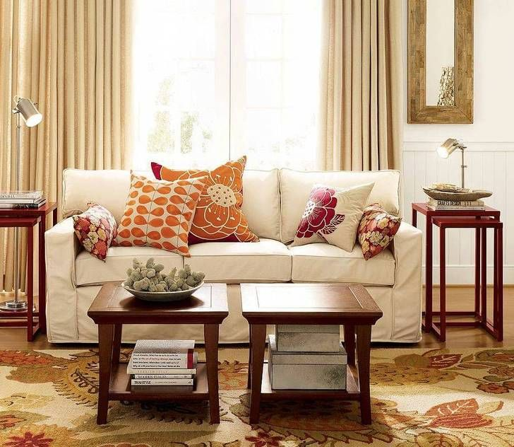 Impressive Small Modest Living Room   Simple living room ...