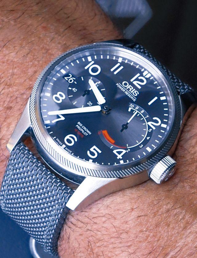 Oris Big Crown Propilot Calibre 111 Google Search Watches For Men Skeleton Watches Blue Watches