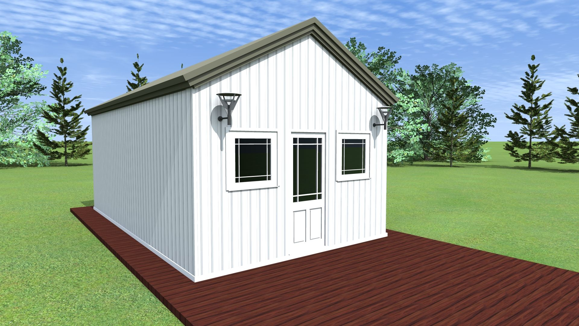 Small Steel Sheds Shed, Metal buildings, Steel sheds