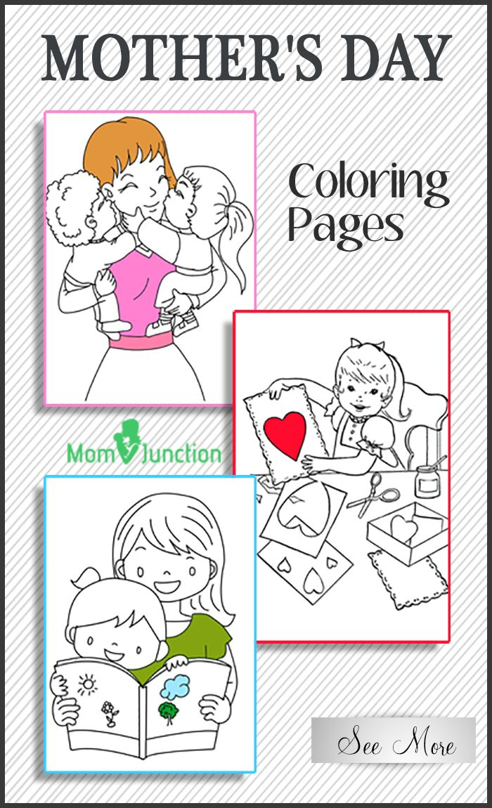 Mothers Day Is A Celebration When Kids Express Their Love To And Honor The Maternal Bond Check 20 Free Printable Coloring Pages