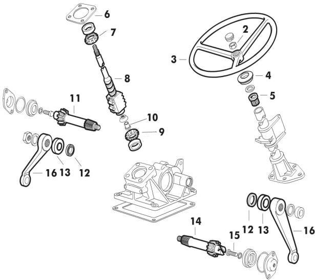 Ford Lawn Tractor Wiring Diagram