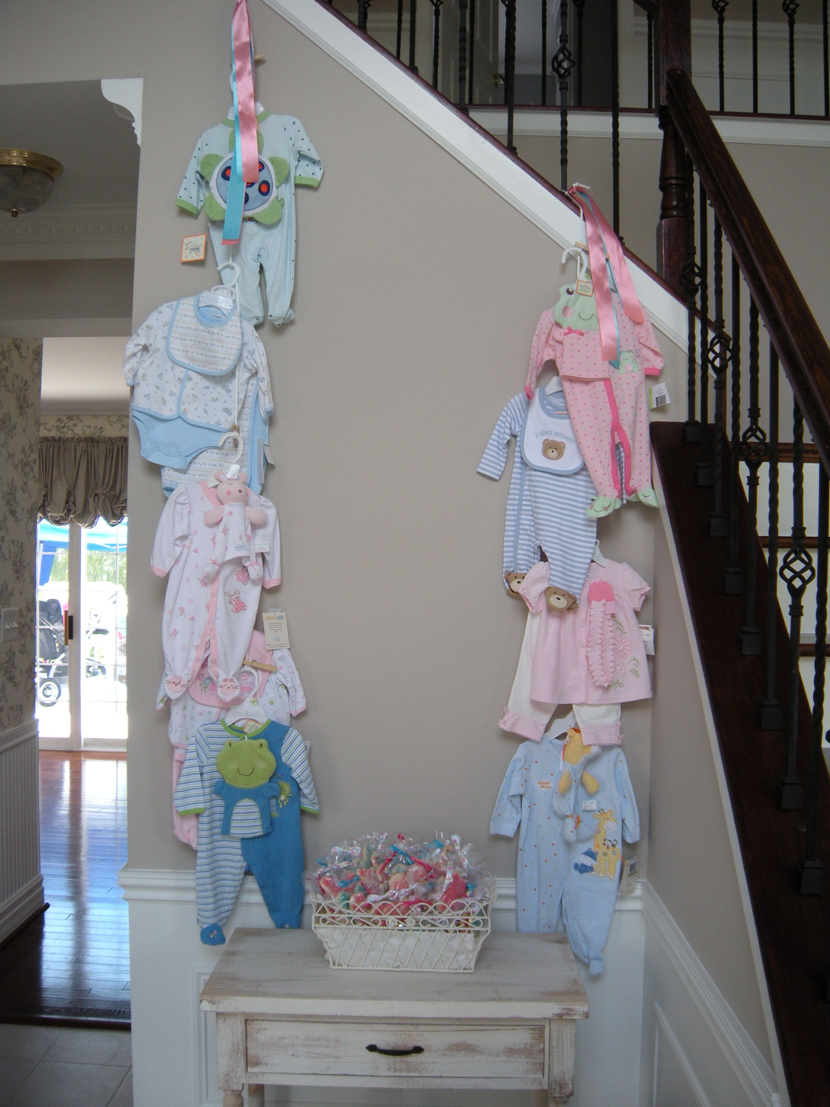baby shower organization