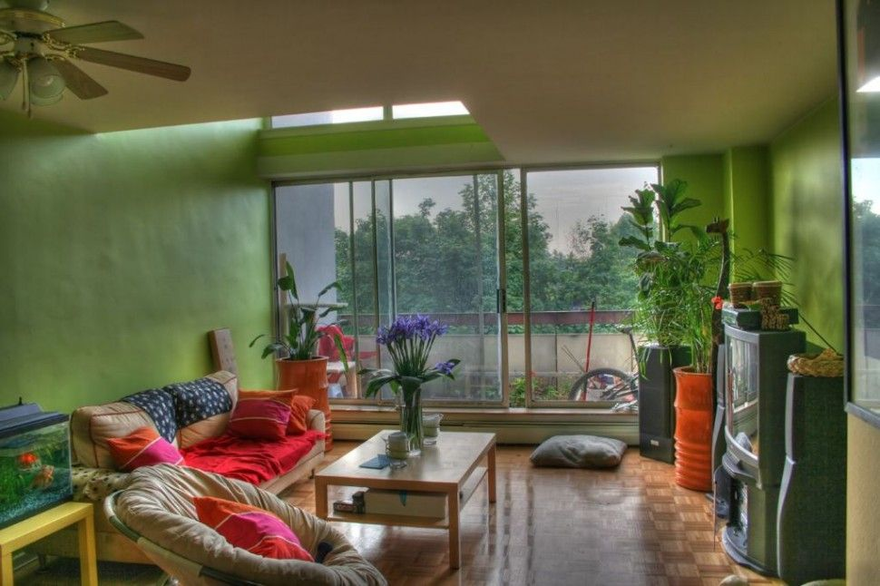 DecorationsLovely Green Wall Paint For Living Room