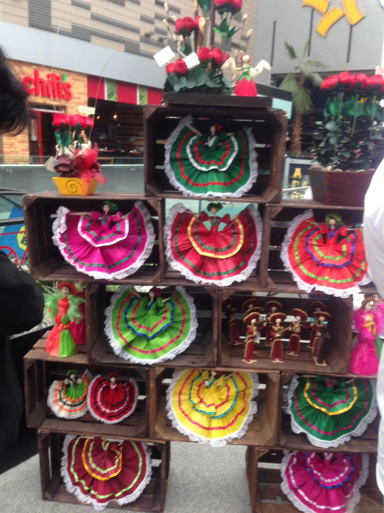 Muñecos de hoja de maíz, fiesta mexicana   Muñecos de hoja de maíz ...