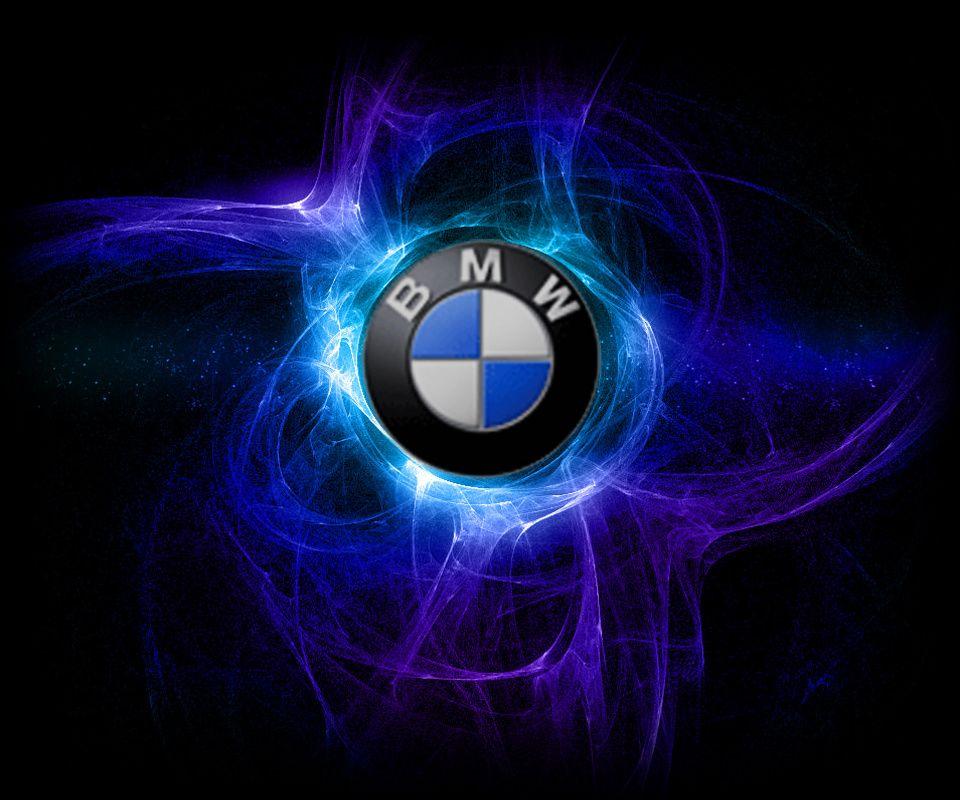 2 ampoules Led Décorative de Portières avec Logo BMW