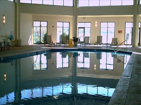Coushatta Grand Hotel Indoor Pool