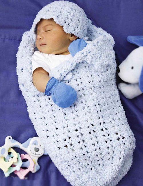 Baby Cocoon Hat Free Pattern Crochet For Children Crocheting