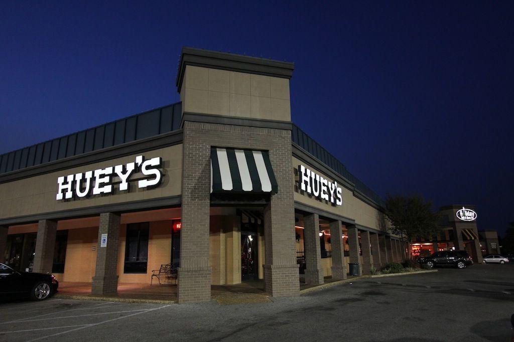 Huey S 4872 Poplar Ave Memphis Tn 38117