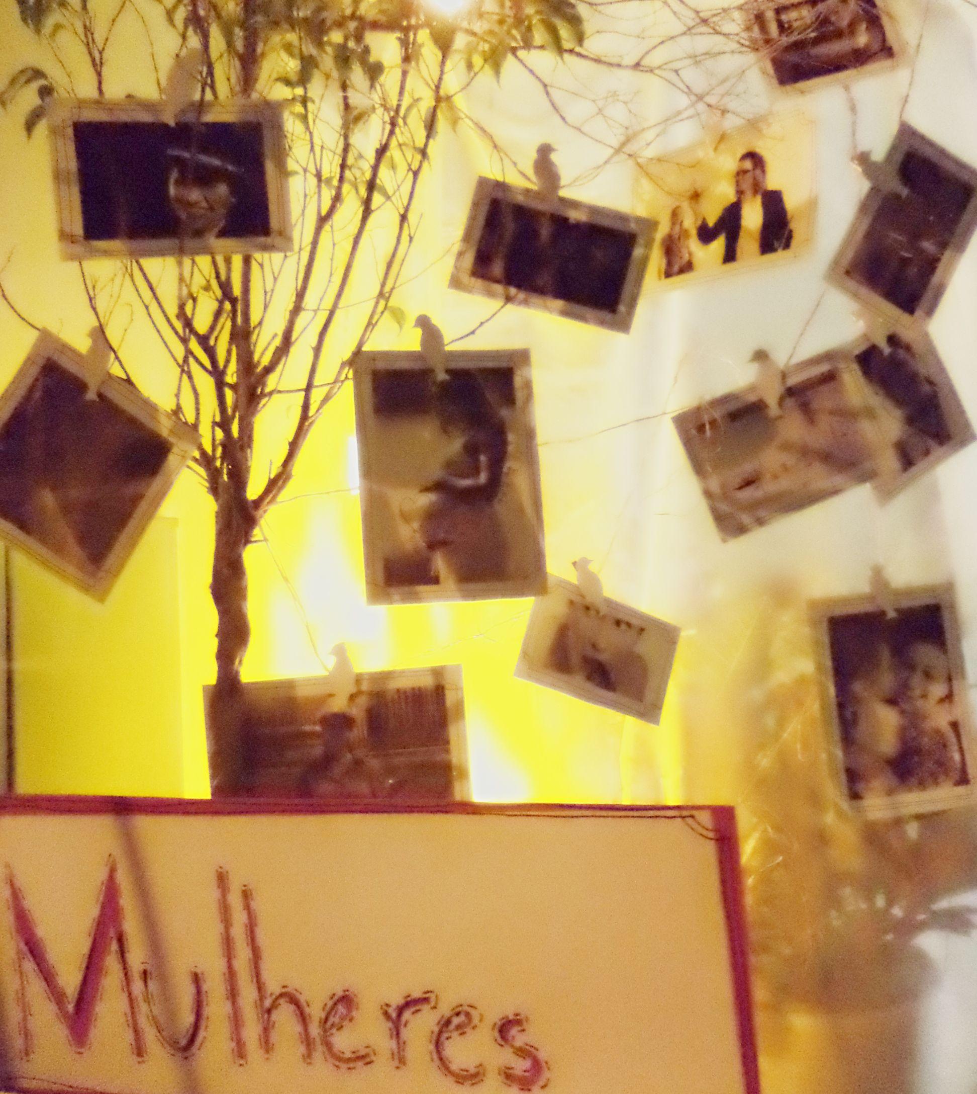 Homenagem da Floricultura Lena Flores para o Dia Internacional das Mulheres
