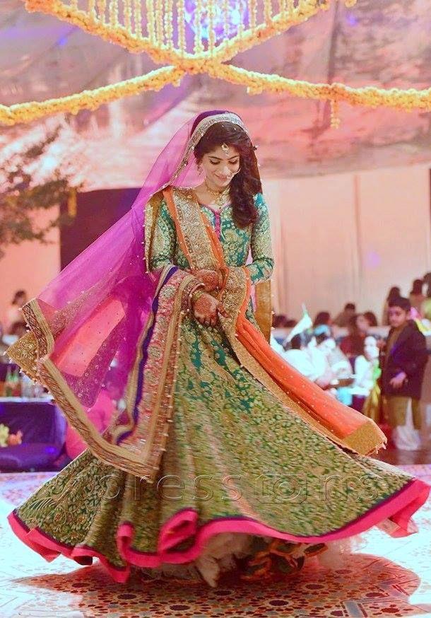 Ali Xeeshan Latest Bridal Dresses Collection 2016-2017   Desi Glam ...