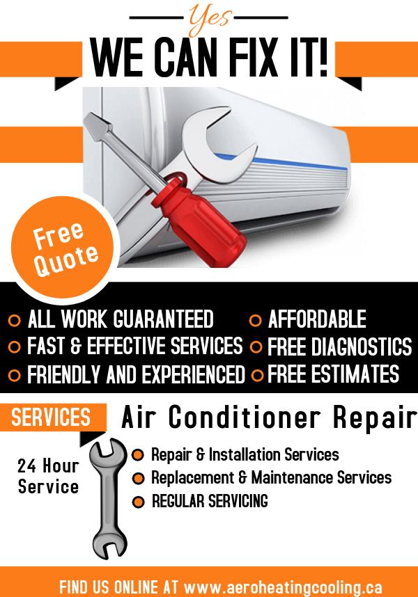 Our Highly Trained Technicians Will Repair Service And Install