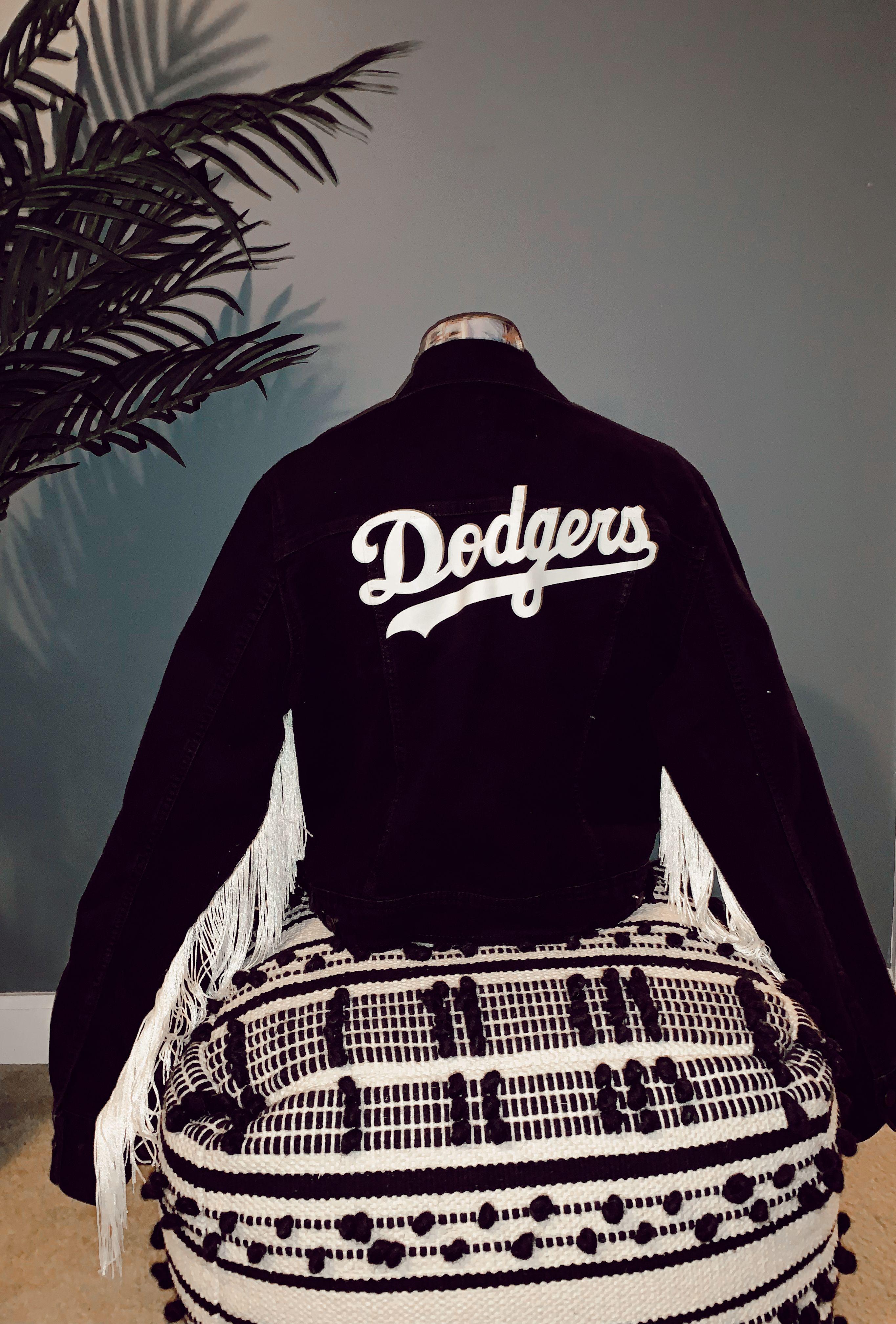 Dodgers Jean Jacket Jackets Adidas Jacket Jean Jacket [ 4032 x 2729 Pixel ]