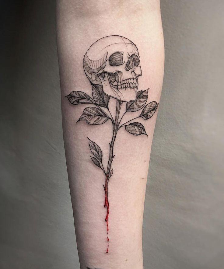 Photo of Black and gray tattoos  #tattoo #artist #photography tattoo artist at work photo…