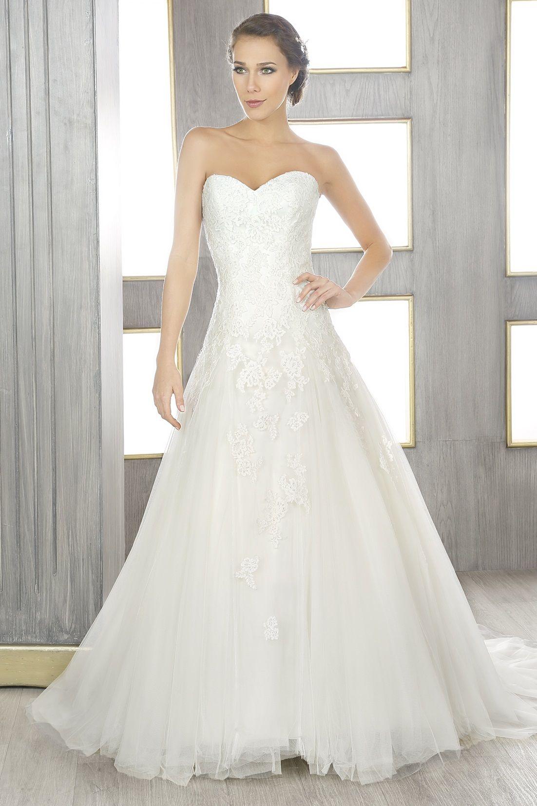 Modelo Tereza #Wedding #Dress #WeddingDress #NoviaEssence #Essence ...