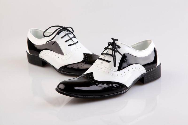Men S Casual Flat Leather Brogue Shoes Dress Shoes Men Formal Shoes For Men Men S Wedding Shoes