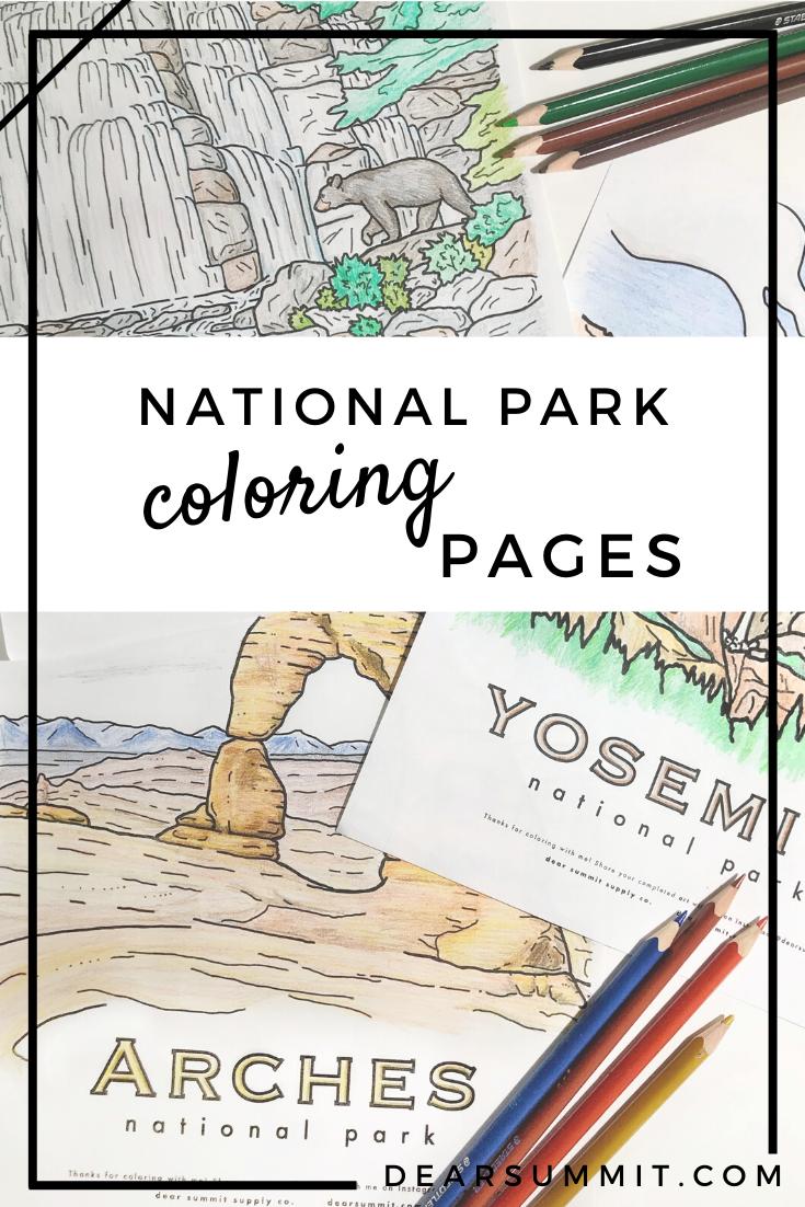 10 A+ Teacher Stuff  National Parks ideas in 10   national ...