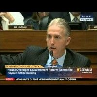 """Benghazi Hearing: Trey Gowdy – """"I don't give a damn whose careers are ruined"""