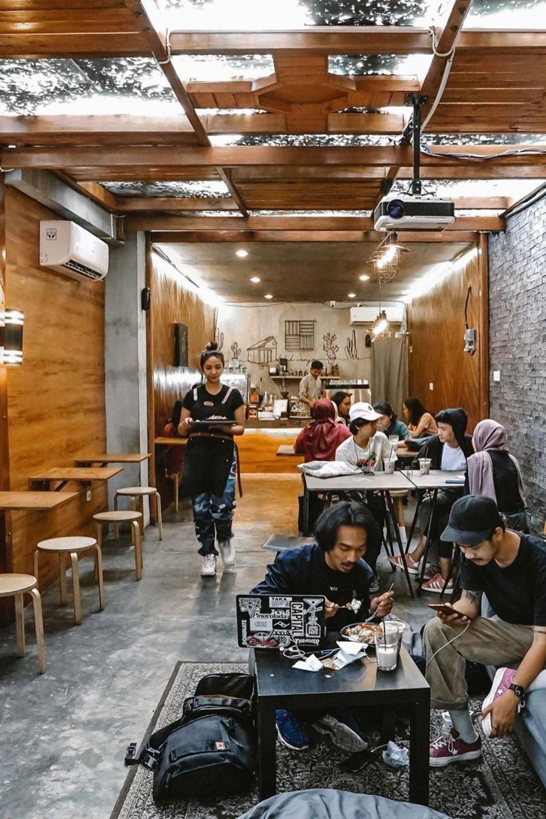 Bilik Senja Kopi In Jakarta Indonesia