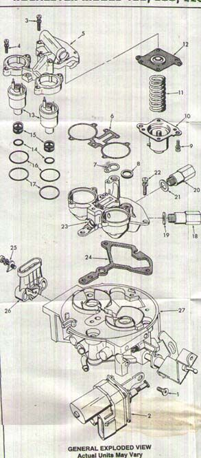 Chevy S10 Throttle Body Diagram : chevy, throttle, diagram, Throttle, Injection, Mecanica