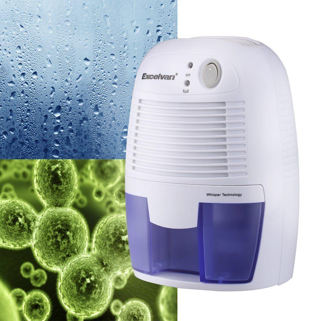 Amazoncom Excelvan Portable 500ml Ultramini Dehumidifier Air